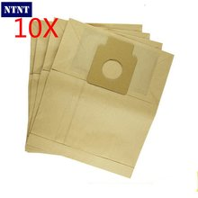 NTNT 10 PCS/Lot Vacuum Cleaner Bags C-11 Paper Dust Bag Replacement for Panasonic MC-8100,C-1,C-1E,National,MC series etc