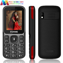 Original New Phone! Big keyboard Big battery Classic FORME N1 Dual Sim  feature phone free shipping unlocked mobile phone
