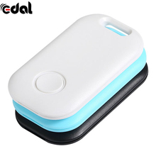 EDAL Mini Wireless Bluetooth Tracker 35M distance camera shutter bluetooth anti-lost alarm whistle key finder Reminder(China)