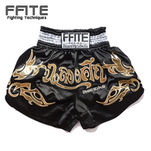 High quality Falcon occupation Sanda shorts Martial Arts Boxing Muay Thai Kickboxing Pants cheap MMA Shorts fighting trunks