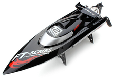 Best Seller Sale 45KM/H 100% Original FT009 Upgraded Version FT012 2.4G 4CH Brushless Remote Control RC Speed Boat Speedboat Toy(China)