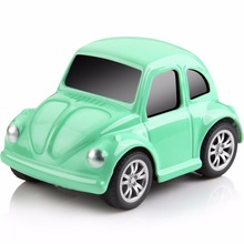 DODOELEPHANT 1 pcs Mini Alloy Car Toy Pull Back Little Racing Car Metal Diecast Vehicle Model Brinquedo Toys For Boys Children(China)