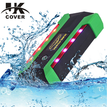 JKCOVER 82800mWh 800A Peak Current Car Jump Starter Car battery - 60C Discharge Phone Starting Power Bank Multi-Function(China)