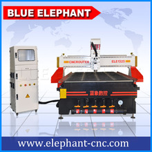 ELE1325 Woodworking CNC router, heavy duty body, making 3d relief, sculpture, doors, furniture, etc.