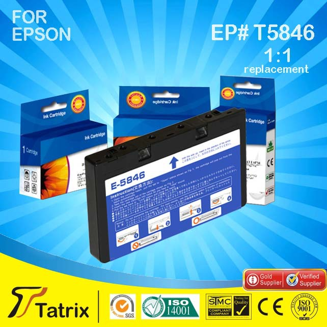 3PK T5846 Picture Mate Multicolor Ink Cartridge for Epson PM 240 printer,free shipping<br><br>Aliexpress