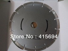 180x7x22.23-15.88mm cold press segment diamond saw blade for bricks, granite,marble and concrete.
