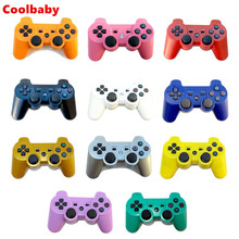 Coolbaby Controller Bluetooth Gamepad for Play Station 3 Joystick Wireless Console For Sony PS3 Playstation 3 SIXAXIS Controle