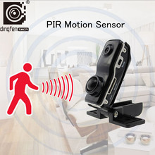 DF90 HD Mini Camera Security PIR Motion Sensor Camcorder Small Cam Baby Monitor DV DVR Portable Audio Video Recorder Photo Espia(China)