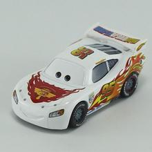 Cars White No.95 Lightnings Macqueens Diecast Metal Toy Car For Children 1:55 Loose Brand New In Stock Lightning McQueen