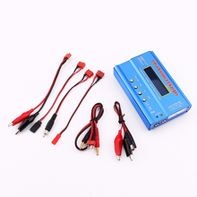 1Set iMax B6 Digital LCD RC Lipo NiMh Battery Balance Charger FOR RC Heli RC Car Battery do not with Power Supply Hot Sale