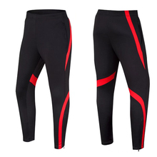 Men Soccer Training Pants Sports jogging survetement football Hiking Running Pant Slim Skinny trousers Leg Quick-dry Polyester(China)