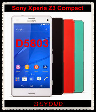 "Sony Xperia Z3 Compact D5803 Original Unlocked GSM 4G LTE Android Quad Core Mobile Phone RAM 2GB ROM 16GB 4.6"" 20.7MP WIFI GPS"