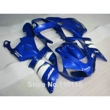 Injection molding customize fairing kit for YAMAHA 98 99 YZF-R1 YZF R1 1998 1999 white blue bodywork fairings set YS59