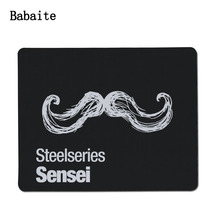 Babaite steelseries mouse pad Mass pattern QCK pad to mouse computer mousepad Popular gaming pad mouse laptop gamer play mats