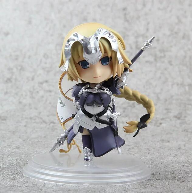 Fate Stay Night Arturia Pendragon Ruler Saber Figure Kawaii Cute Ver Girl Doll Model Action Figurine Brinquedos Jouet P554<br><br>Aliexpress
