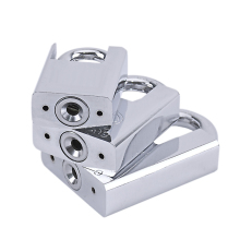1PCS keyed padlock Galvanized iron lock Anti - theft waterproof dust pry Security lock Door / warehouse / dormitory padlock