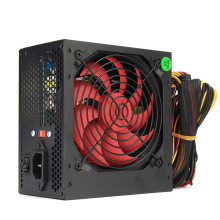 ATX-PC US/AU/EU Plug 850W 850 Watt BTC Power Supply CPU Active PFC Efficient Fan 24Pin PCI SATA ATX 12V Molex Miner PC Power(China)