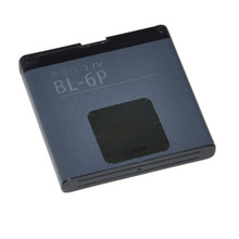 Battery BL-6P BL6P BL 6P Rechargeable Mobile Phone Replacement Accessories Parts For Nokia 6500C 6500 7900P 7900