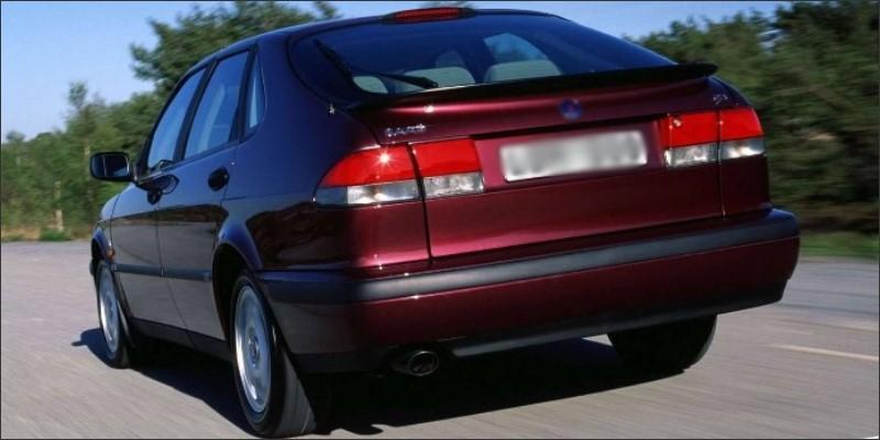SAAB 9-3 2006~2012-car