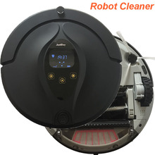 2017 Robot Vacuum Cleaner for Home Automatic Sweeping Dust ,Smart Planned ,Remote Control(China)
