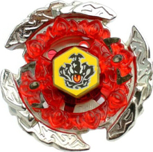 BEYBLADE 4D RAPIDITY METAL FUSION Beyblades Toy Rapidity Beyblade Single Metal Fight BB116C HELL CROWN 130FB