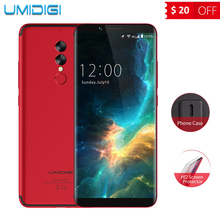 Presale UMIDIGI S2 Lite 7.0 inch 4GB RAM 32GB ROM Smartphone Octa Core 5100Mah Battery Mobile Phone 4G LET CellPhone(China)