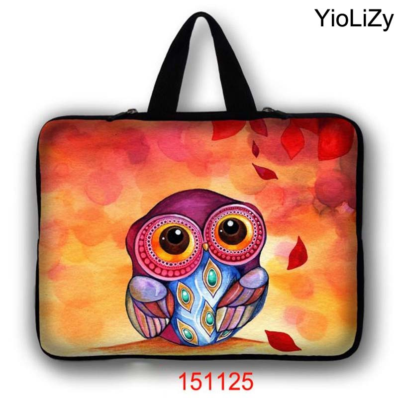 custom logo Laptop Bag 7 10 11 12 13 14 15 17 inch Notebook sleeve tablet Case PC cover pouch For Asus HP Acer Lenovo LB-151125(China)