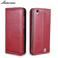 Buy Coque Homtom HT16 Leather Cases Wallet Flip Cover Doogee Homtom HT16 5.0 Inch high-grade Wallet Business Phone Bags JR0 for $7.92 in AliExpress store