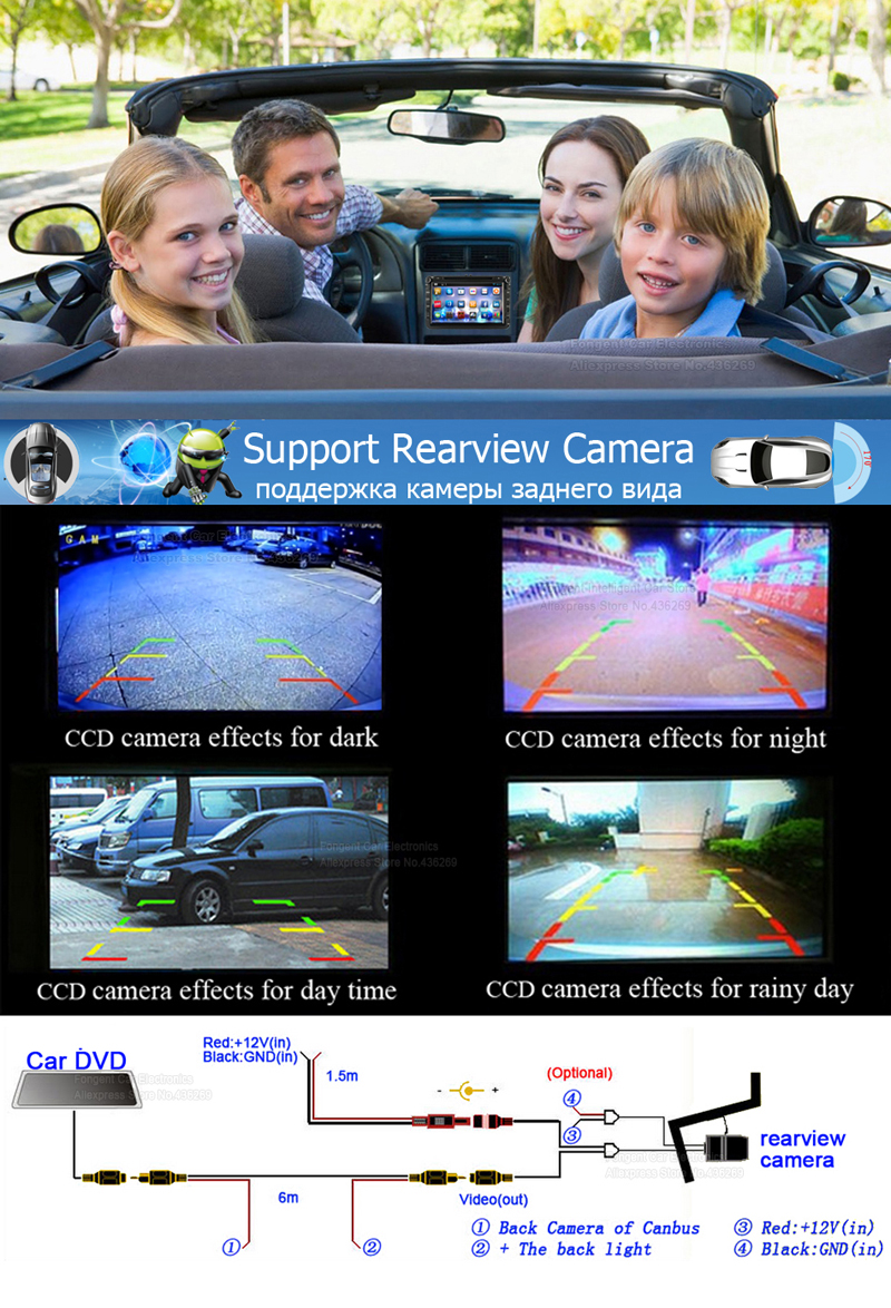 rearview camera-800