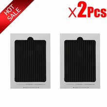 2Pcs Replacement Frigidaire Pure Air Ultra Refrigerator Air Filters for Electrolux Compare to Part EAFCBF PAULTRA 242061001