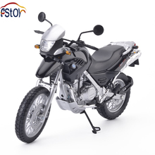 Alloy diecast Motorcycle model F650GS 1:12 high speed racing motorbike off-road car collection gift toy