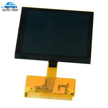 New Version A3 A4 A6 VDO LCD Display for VW Volkswagen For audi A3 A6 LCD display,Replacing Old Version