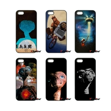E.T. extraterrestre monster For iPod Touch iPhone 4 4S 5 5S 5C SE 6 6S 7 Plus Samung Galaxy A3 A5 J3 J5 J7 2016 2017 Case Cover(China)