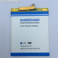GUKEEDIANZI  Mobile Phone Battery HB366481ECW 2900mAh For Huawei P9 Ascend P9 Lite G9 honor 8 5C G9 Li-ion Polymer Batteries