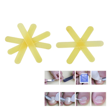 1Pc Foot Care Tool Ingrown Toe Nail Correction Sticker Patch Paronychia Correction File Acronyx Wire Corrector