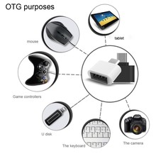 OTG Adapter USB to Micro USB Converter USB Flash Drive Cable Connector For Android Smartphone Tablet PC With OTG