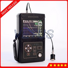 Leeb500 USB interface Portable Digital Ultrasonic Flaw Detector with High sampling rate Rechargeable Li-ion Battery