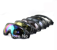 Ski Snowboard ATV Cruiser Motorcycle Motocross Goggles Off-Road Dirt Bike Racing Eyewear Surfing Airsoft Paintball Game glasses
