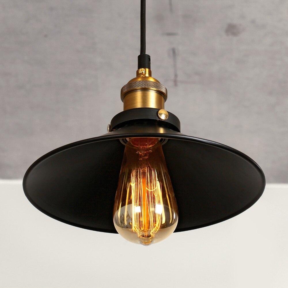 E27 40W 110V 220V Vintage Industrial Lighting Copper Lamp Holder Pendant Light American Aisle Pendant Lights Retro<br>