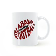 Alabama football Mug Coffee Milk Ceramic Cup Creative DIY Gifts Home Decor Mugs 11oz T821(China)