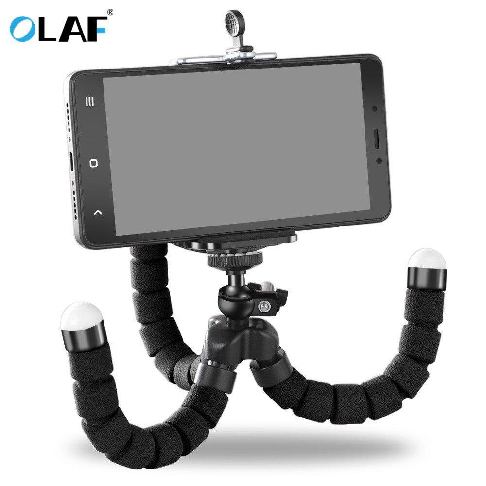Cellphones & Telecommunications Universal Car Phone Holder Flexible Octopus Leg Tripod Bracket Mount Monopod Adjustable For Iphone 5 5s 6 6s 7 Plus Xiaomi Mi4