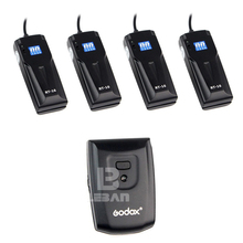 Free Shipping GODOX RT-16 Wireless Photo Studio Flash Trigger with 4 Receivers For Canon Nikon DSLR