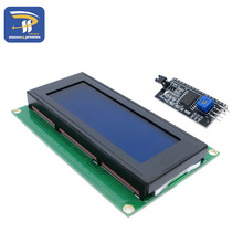 2004 20x4 2004A blue screen HD44780 for arduino Character LCD /w IIC/I2C Serial Interface Adapter Module