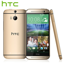 T-Mobile Version HTC One M8 Mobile Phone Quad Core 2GB RAM 32GB ROM 5.0 inch 1920x1080P 3 Camera 2600mAh Android Smart Phone