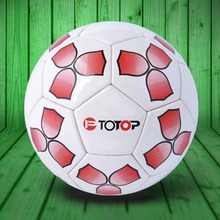 PTOTOP Adult Children PU Football Training Balls Slip-Resistant Seemless Match Training Competition Football Soccer Ball NEW