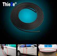 Car Door protection rubber strip FOR ford focus 3 nissan qashqai volvo xc90 honda crv lada kalina mazda 6 kia rio accessories