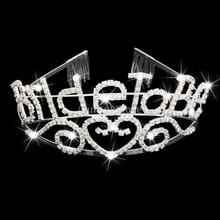 Wedding Cake Tiara Party Crown Bride to Be Crown & Mother To Be Wedding Shower Gift