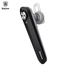 Baseus A01 Wireless Bluetooth Headset Earphone V4.1 Bluetooth Headphone With Microphone Earphone For Phone Fone De Ouvido(China)