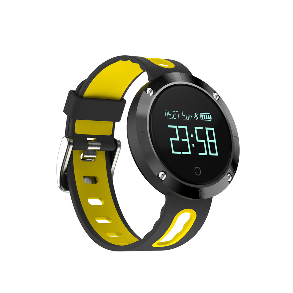Teyo Heart Rate Monitor Smart Band Fitness Bracelet Blood Pressure Sleep Tracker Pedometer Bluetooth Wristband For Android IOS 27