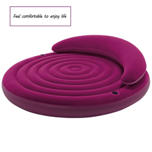 Inflatable sex sofa pillow bed love chair furniture sex toys for couples free sexe positions cushions inflables air sofa beds(China)